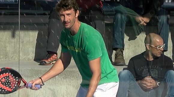 Ferrero: 'El tennis espanyol manté un alt nivell i amb referents importants'