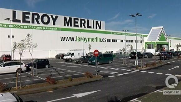 Leroy Merlin genera més d'un milió per a l'economia local en un any, segons la companyia
