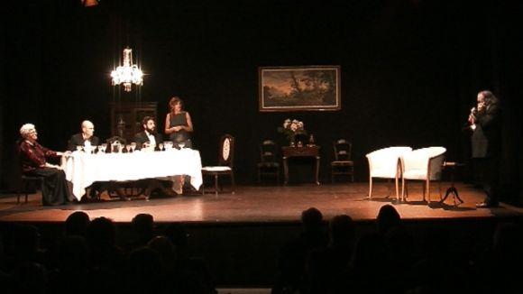 Mira-sol Teatre interpreta 'Truca un inspector' a la catalana