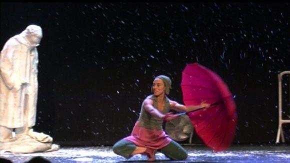 'Refugiada poètica', dansa per remoure la consciència