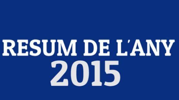 Les principals notícies de l'any a Sant Cugat, al resum de Cugat.cat