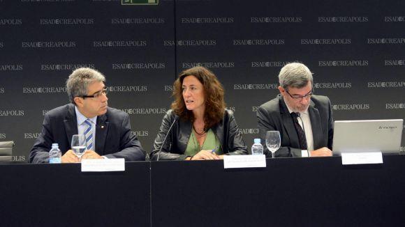 Homs i Conesa defensen la innovació en els serveis socials i de salut