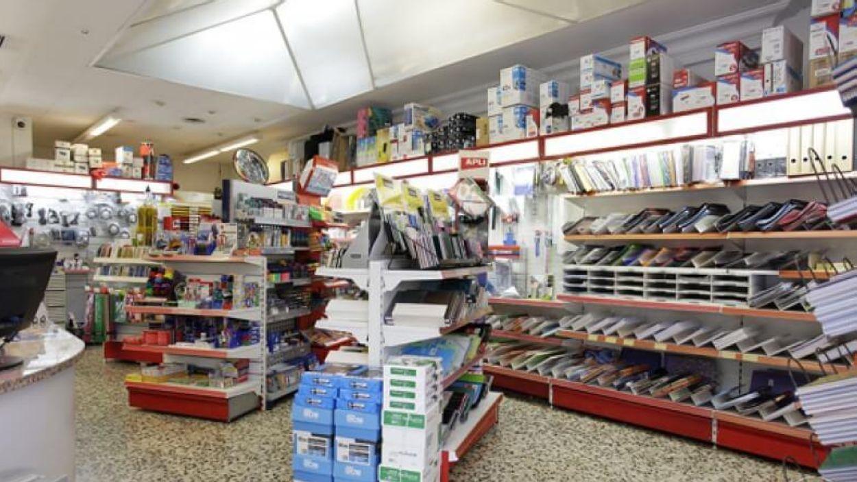 La botiga Q-Printing de Sant Cugat ara fa també servei a domicili / Foto: Cedida per Sant Cugat Comerç