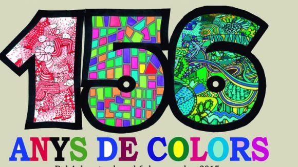 L'exposició 156 anys de colors destinarà els beneficis a la recerca contra el càncer