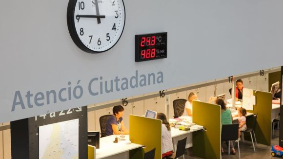 L'OAC redueix el temps de resposta a 17 dies i resol un 84% de les atencions