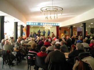 Els pensionistes reclamen més atenció de les administracions per afrontar la crisi