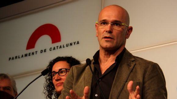 Llarena decreta la suspensió de Romeva, Puigdemont, Junqueras, Sànchez i Turull