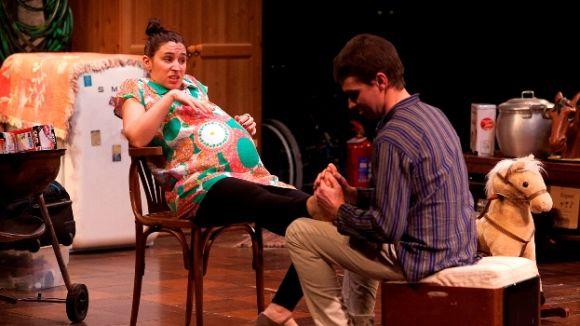 'Petits Monstres', una comèdia sobre la crisi dels 40, avui al Teatre-Auditori