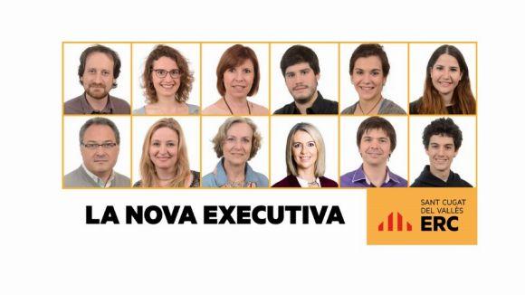 Oriol Cisteró és el nou president d'ERC Sant Cugat
