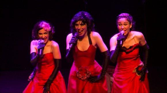 Las Divinas converteixen el Teatre-Auditori en una sala de concerts dels anys 50 amb 'Piano Tour!'