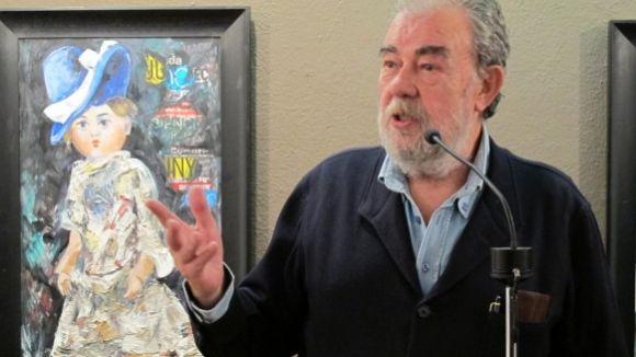 Vives Fierro exposa 'Roba Estesa' a la Sala Rusiñol