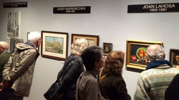 Cal Gerrer acull una exposició del retratista Fèlix Mestres i Borrell