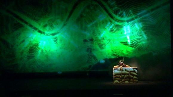 Albert Pla, Fermín Muguruza i Refree fan la seva pròpia 'Guerra' al Teatre-Auditori