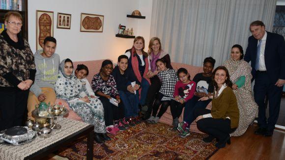 Vuit infants sahrauís passaran unes 'Vacances en pau' a Sant Cugat gràcies a SCAPS