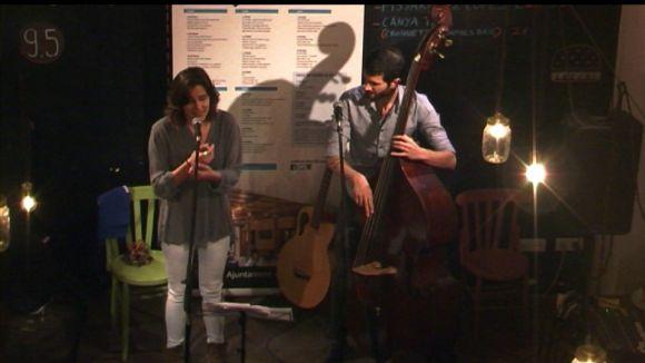 Selma Coll i Vic Moliner omplen el MUT a ritme de jazz