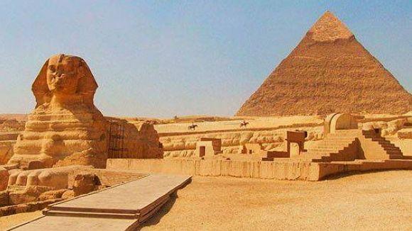 El llegat dels egipcis, sobre la taula / Foto: Commons