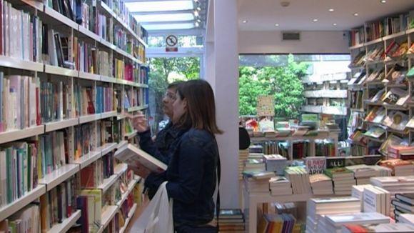 Els llibres dels autors mediàtics, els més canviats la setmana després de Sant Jordi