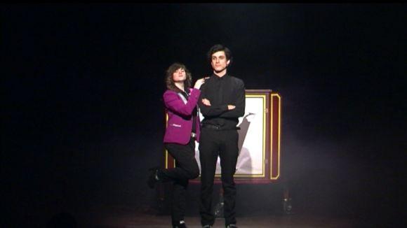 'Amazing' exhaureix les entrades al Teatre de Mira-sol amb màgia i humor