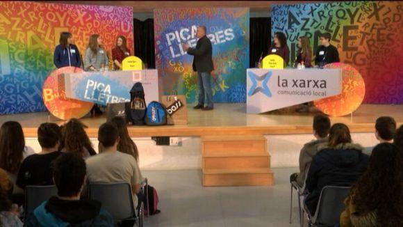 El 'Pica Lletres' enfronta els instituts Palau Ausit de Ripollet i l'Ègara de Terrassa
