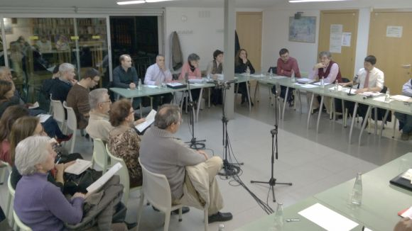 L'Ajuntament demana a Foment que instal·li pantalles acústiques a l'AP7 i la B30 al tram de Mas Gener