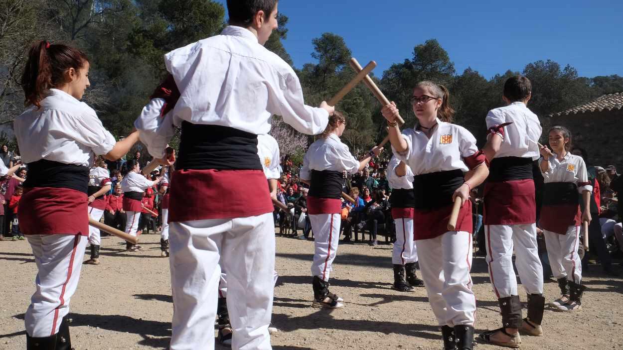 Aplec de Sant Medir 2020: Actuacions d'entitats de cultura popular