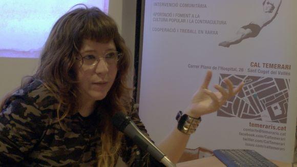 Mireia Redondo: 'Les dones hem sortit al carrer per més causes que defensar els nostres drets'