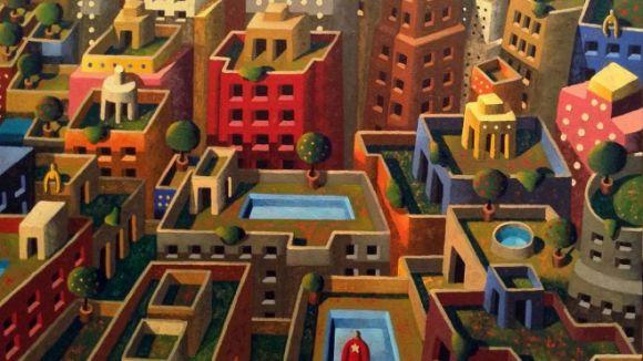 'Urbanita asilvestrado', de Jordi Pintó, a partir d'avui a La Galeria
