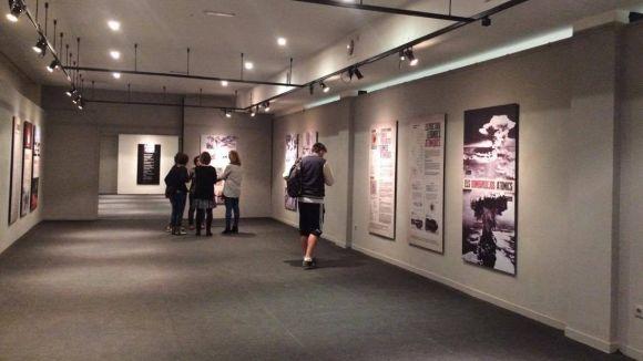 Sant Cugat tanca els actes dels 70 anys la bomba d'Hiroshima i Nagasaki amb exposicions