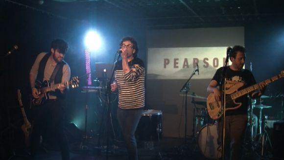Pearson en concert al Casal de Torreblanca