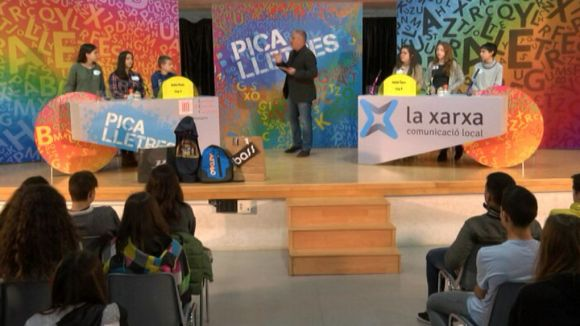 El 'Pica Lletres' enfronta els instituts Banús de Cerdanyola i l'Ègara de Terrassa