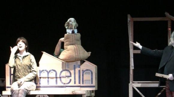 'El silenci d'Hamelin' revisa el clàssic per integrar el públic sord