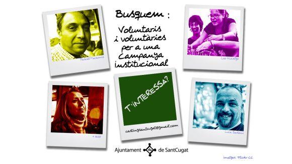 L'Ajuntament busca voluntaris per protagonitzar la campanya de comunicació del pressupost participatiu