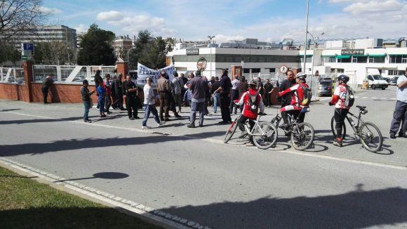 Els treballadors de Ferrovial suspenen les aturades després que Delphi accedeixi a negociar