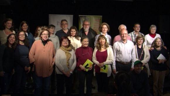 El Voluntariat per la Llengua agrupa una quarantena de parelles en el tretzè aniversari de la iniciativa