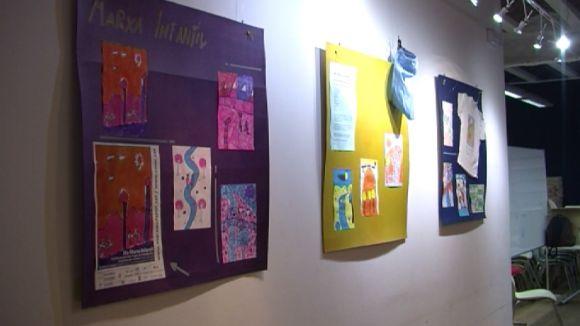 Els dibuixos guanyadors i finalistes del concurs de la Marxa Infantil ja s'exposen al Muntanyenc