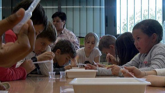 Els invents protagonitzen la 5a Setmana de la Ciència de l'escola l'Olivera