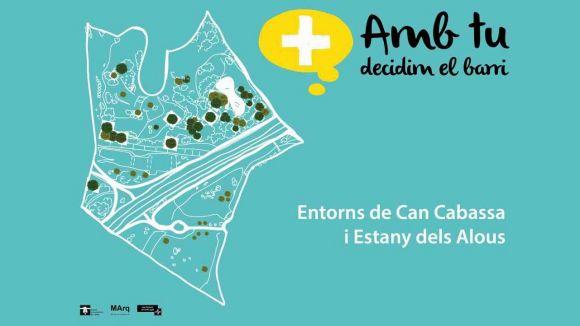 El procés servirà per definir els entorns de Can Cabassa i l'estany dels Alous / Foto: Ajuntament