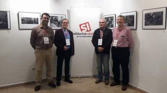 Jordi Manchon, nou responsable d'organització de la coordinadora comarcal de SI