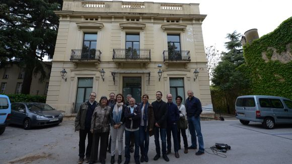 El ple dóna el vistiplau a la cessió de la Casa Jaumandreu a l'Ateneu