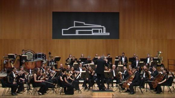 L'Orquestra Simfònica Sant Cugat celebra el Sant Jordi amb el valor de la música feta a casa