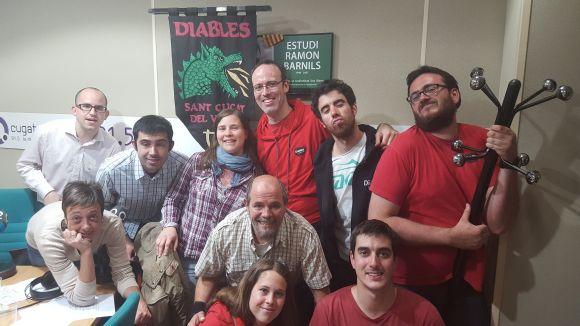 El 'NiTrad' aborda la segona edició de l'Encabronada dels Diables