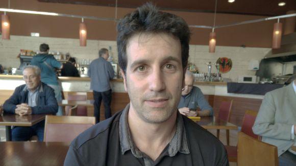 Marc Parés: 'L'èxit del procés participatiu dels pressupostos arribarà quan la ciutadania se'l senti seu'