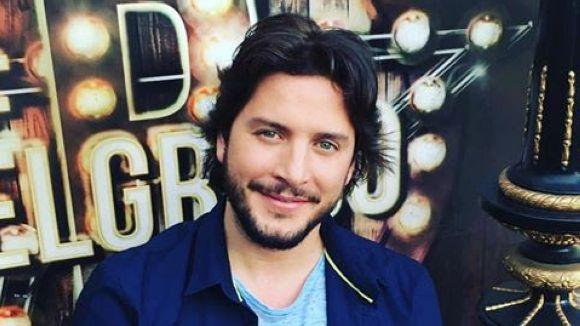Manuel Carrasco grava un videoclip al Cafè Belgrado