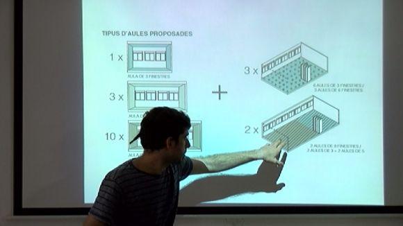 L'institut Pla i Farreras i l'ETSAV uneixen forces per reformular el concepte d'aula