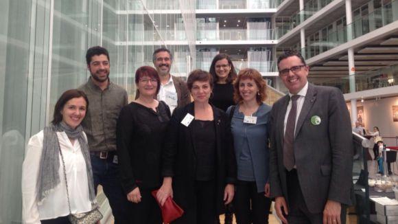 Campos Estela, finalista al 7è Premi Europeu de Prevenció de Residus pel projecte 'Vespa i Vispa'