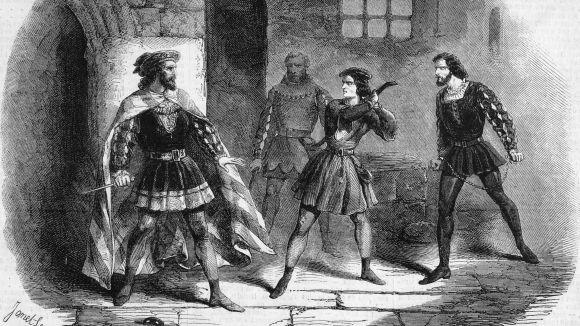 Part final de Fidelio representada a París el 1860 / Creative Commons