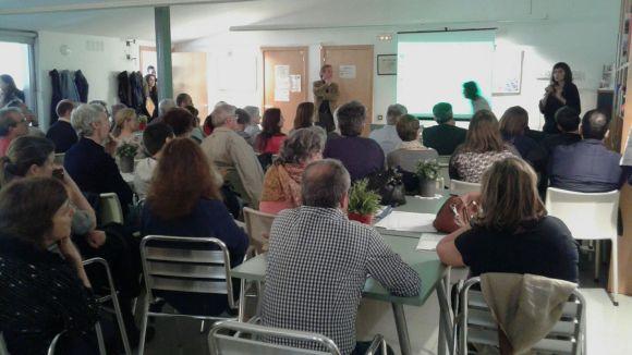 Els veïns de Can Cabassa es mostren preocupats pel procés participatiu i Calvet els demana calma