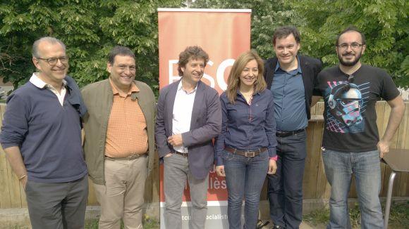 Pere Soler presenta candidatura a primer secretari del PSC per recuperar la unitat al partit i fomentar la participació