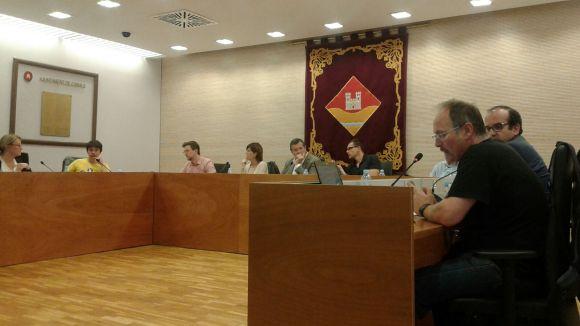 CiU-Actuem defensa a la junta de veïns de Valldoreix la modificació del PGM