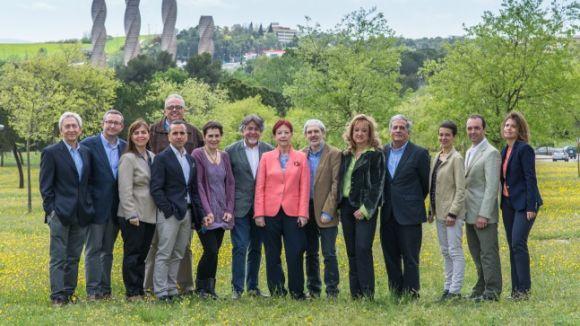 Tres santcugatencs formen part de l'equip de la nova rectora de la UAB, Marga Arboix